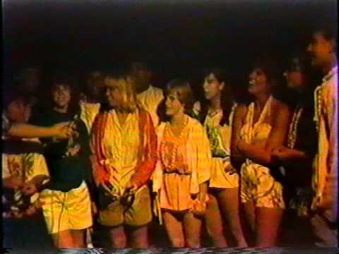 SRVHS Choir \ Jazz Ensemble Hawaii Trip 1984 (PART 2)