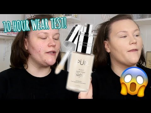 NEW! PUR COSMETICS LOVE YOUR SELFIE FOUNDATION!