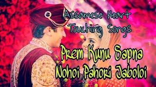 Prem Kunu Sapna Nohoi Pahori Jabole || Assamese Sad Songs