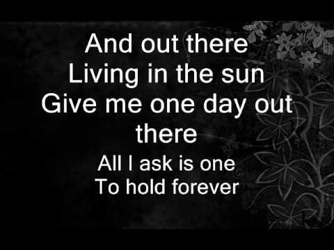 Out There by The Hunchback Of Notre Dame - Lyrics