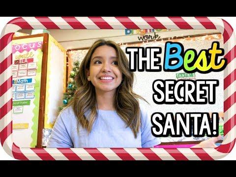 The BEST Secret Santa!   Youtuber Edition!