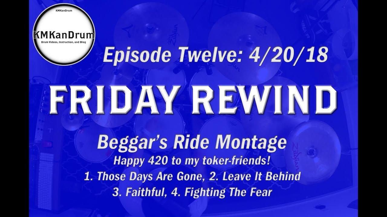 FRIDAY REWIND Wk 12: Beggar's Ride Medley