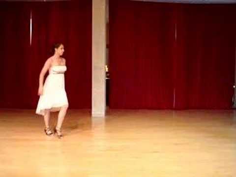 Tango at Havana Social Club