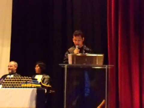 Discurso Colação de Grau Formandos Engenharia Civil 2012/2 UENF