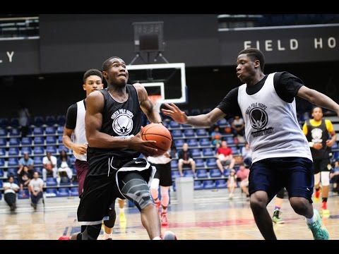 NPH Toronto Showcase ft. TOP Canadian Basketball Players| On Point