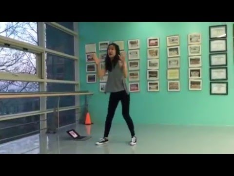 Broadway Artists Alliance Audition (Singing Major) by Mina Hwang