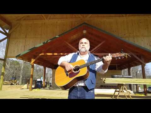 "Ron Knapp Sings ""Amazing Grace"" on the  Chantilly Farm new Super Stage"
