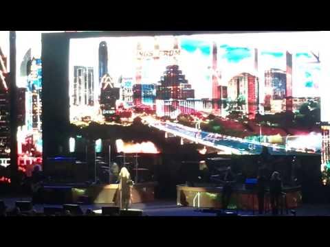 Stevie Nicks Live - Greetings from Austin, TX!