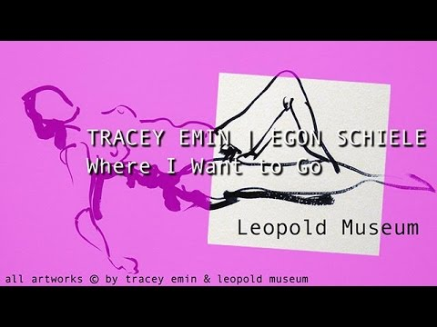 theartVIEw - Tracey Emin at LEOPOLD MUSEUM