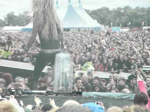 Death To All But Metal - Steel Panther (Live at Download Festival 2012)