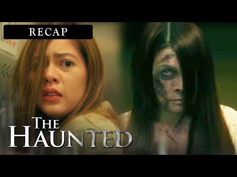 Aileen keeps seeing her mother's ghost - Episode 2 | The Haunted Recap