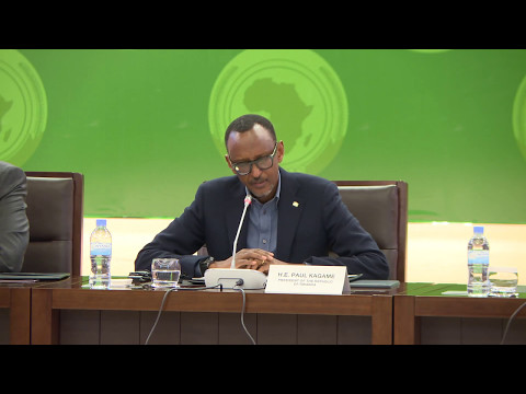 President Kagame Speech on African Union Reforms | Kigali, 7 May 2017