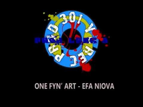 ONE FY N'ART    efa niova;!