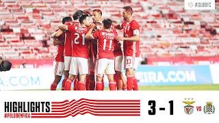 Highlights: Sl Benfica 3-1 Boavista Fc