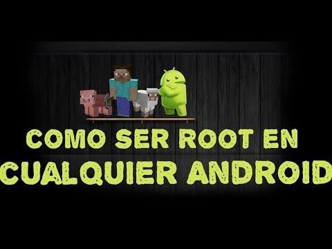 como ser Root en cualquier android sin pc (Septiembre 2016)