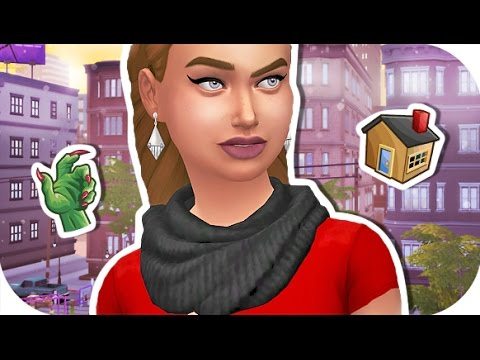 THE SIMS 4 // CITY LIVING | PART 19 — STARTING OVER + NEW APARTMENT!