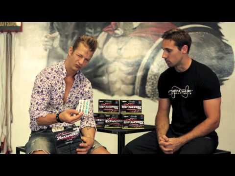 Nanox Athlethe Slovenia & Media figure: Mickicevi speaking about EXPANDROX XV3