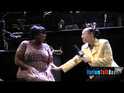 Carol Woods Actress, Chicago the Musical Interview