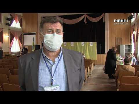 TVRivne1 / Рівне 1: У Рівненському Державному гуманітарному університеті обирають ректора