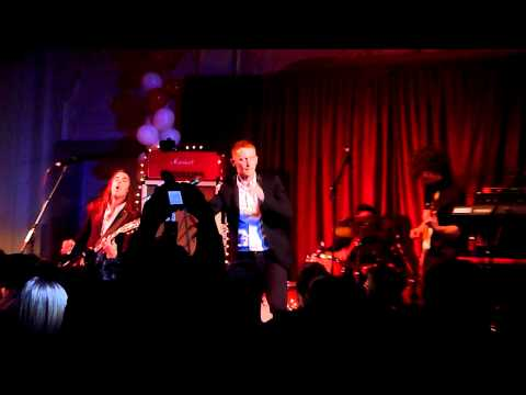 Pure Love 140212 Bush Hall Vid 2. HD