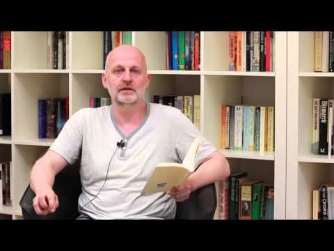 Don Paterson reads 'Two Trees'