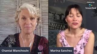 Interview de Marina Sanchez par Chantal Blanchouin