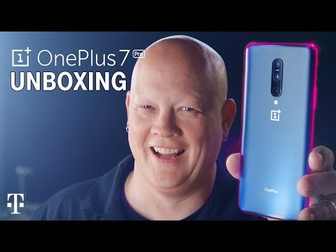 OnePlus 7 Pro Unboxing & Review With Des | T-Mobile