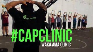 CAPAthletes: Waka Ama Clinic| CLINIC