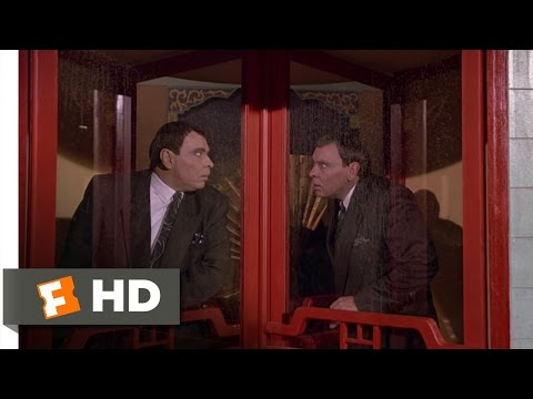 Darkman (6/11) Movie CLIP - Durant Sees Double (1990) HD