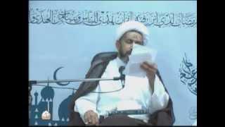 العشرة بين الزوجين 4 - الشيخ يوسف المهدي