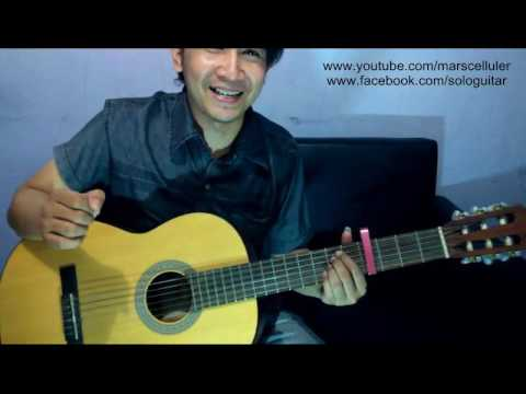 Tutorial sakitnya tuh disini full version by Nathan Fingerstyle