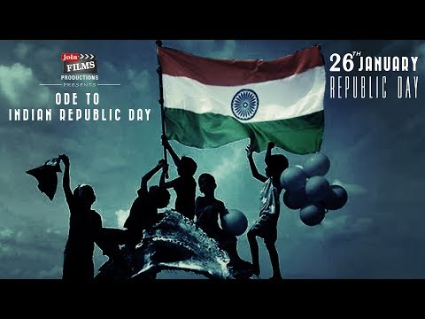Ode to Indian Republic Day ft: Virendra Rathore | Spoken Poetry | Inspiration film 2018