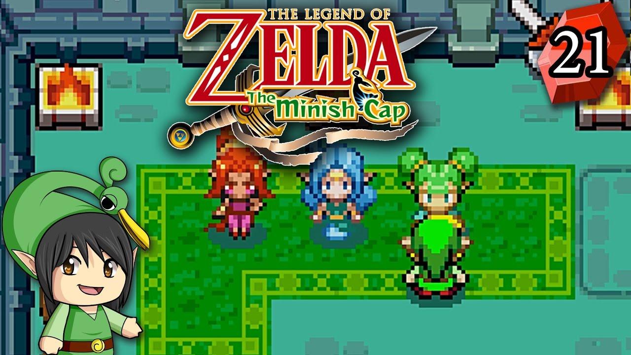 The Legend of Zelda: The Minish Cap - Part 21: