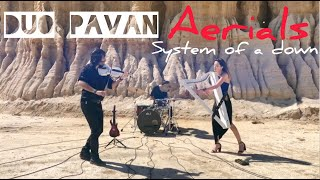 Aerials - (System Of a Down) - Violin & Harp Version by Duo Pavan