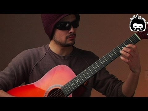 Guitar: Impossible - stop motion music short - Joe Penna