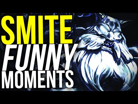 5000 HP YMIR BUILD IS OP! (Smite Funny Moments)