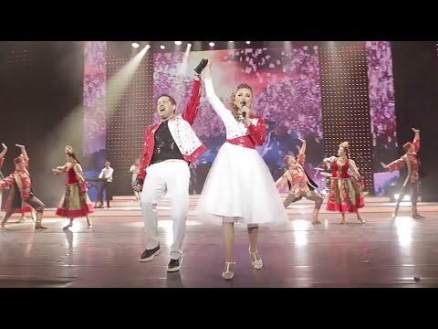 Юбилейный концерт Гузель Уразовой и Ильдара Хакимова в Кремле | Москва 30.03.2019