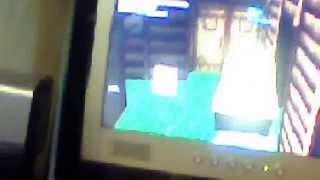 Видео с веб-камеры. Дата: 21 апреля 2013г., 18:24.