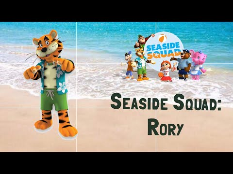 Get down with the Seaside Squad dance!