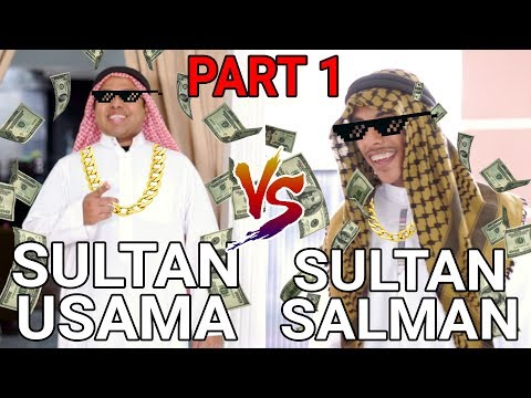 SULTAN USAMA VS SULTAN SALMAN | PART 1