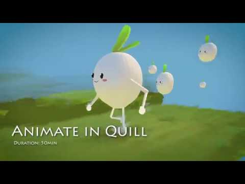 Animate in Quill