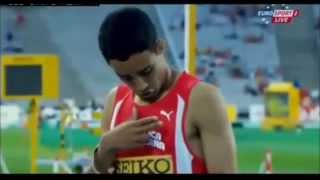 Luguelin Santos wins Men's 400m Final