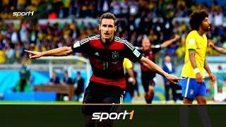 Deutscher Triumph für die Ewigkeit: So lief das 7:1 gegen Brasilien | SPORT1