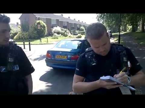 Hampshire police false arrest