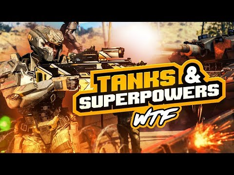 **NEW** BLACKOUT OPERATION!! TANKS, SUPERPOWERS AND CRAZINESS! BEST UPDATE! (Call of Duty: Blackout)