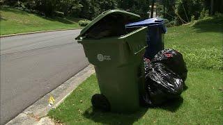 City sanitation struggles amid worker shortage
