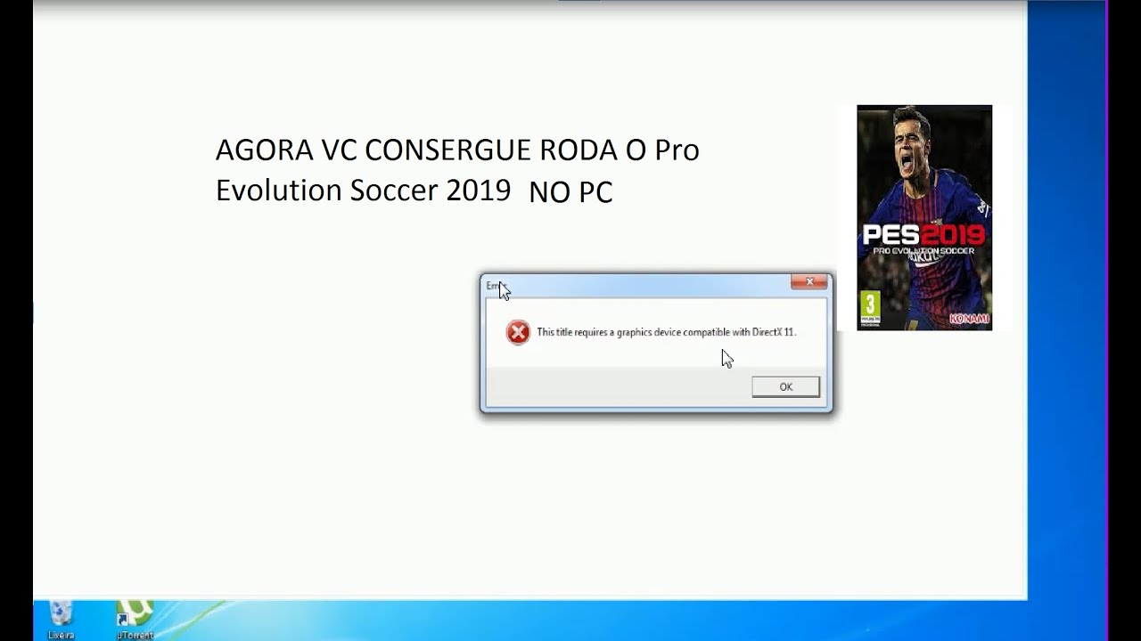 Dxcpl Pes 2017 Not Working