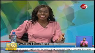 News Check: War on terrorism (Part 1)