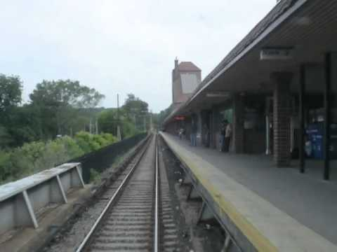 Metro-North Harlem Line Timelapse - Grand Central to Southeast