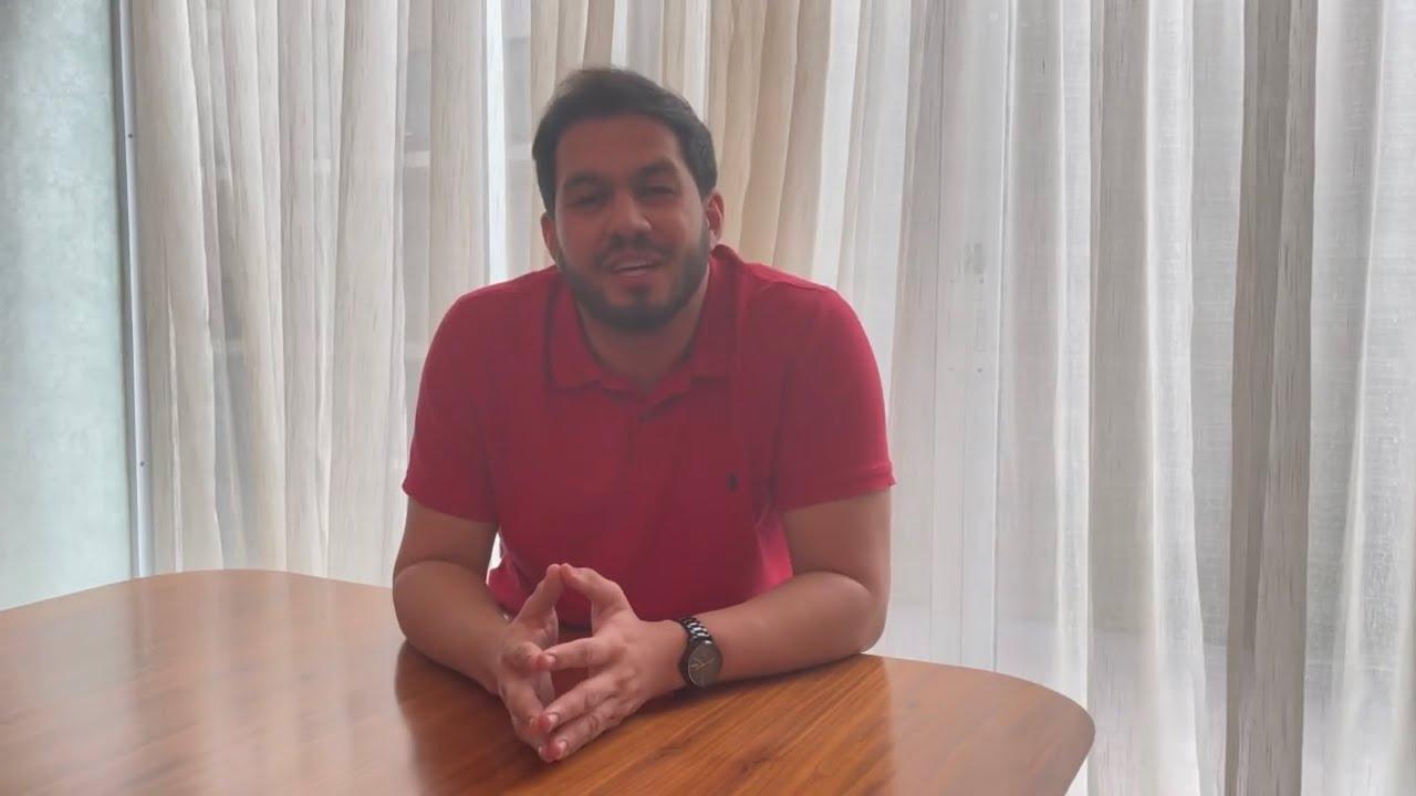 Pastor André Vitor nega acusações: 'Isso tem que parar'
